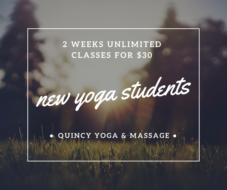 QYM New Student Promotion