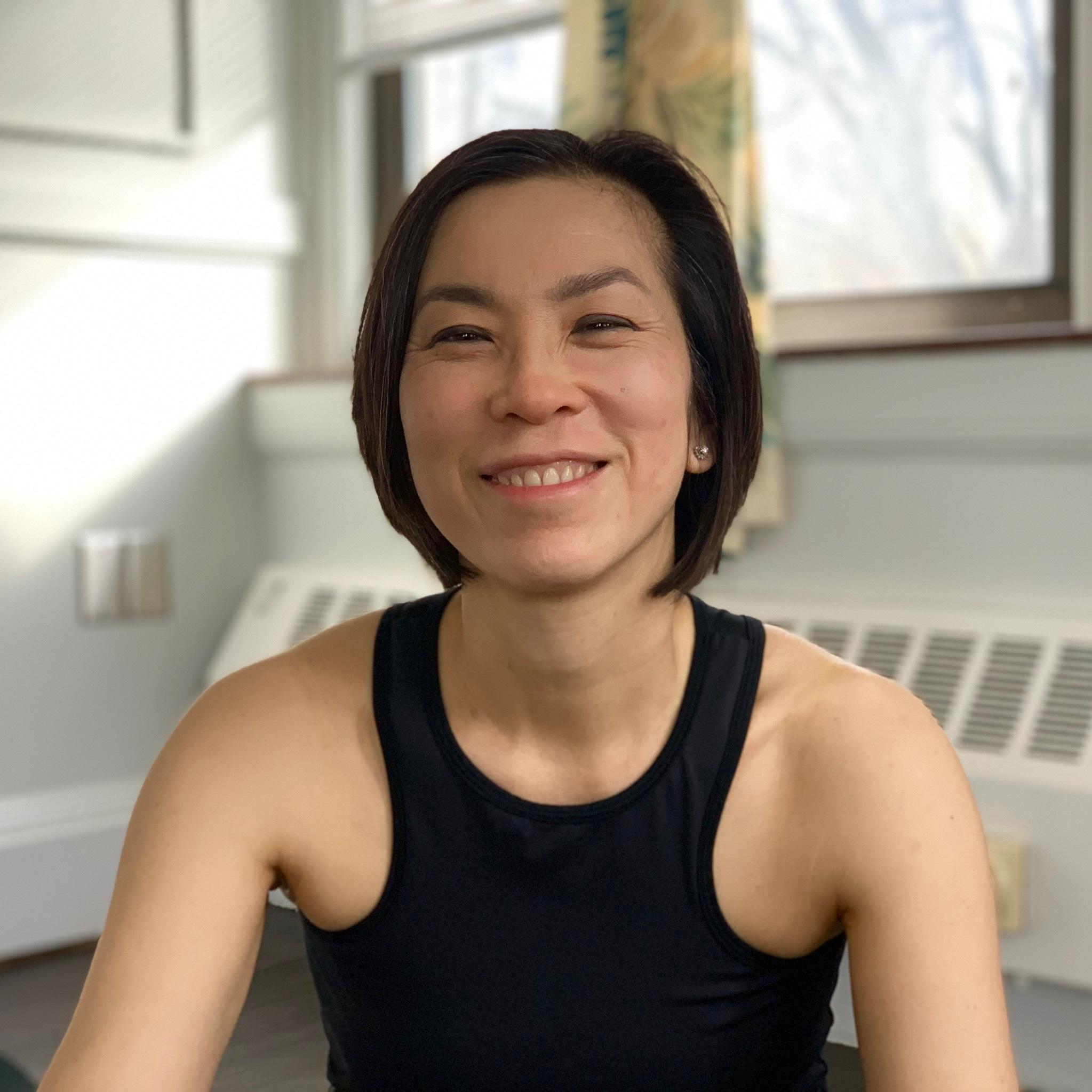 Tee Trac - Quincy Yoga & Massage
